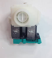 Клапан впускной 2/180 с тонкими выходами Bosch 428210 для стиральной машины