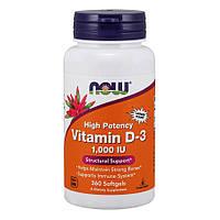 Vitamin D-3 1,000 IU 360 капс. (витамины)