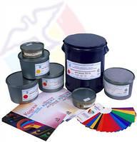 Трафаретная краска для печати методом шелкографии