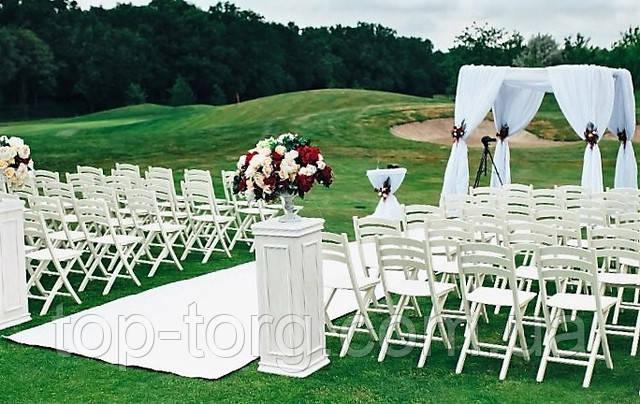 Раскладные стулья Silla для торжественных мероприятий, свадеб, кейтеринга
