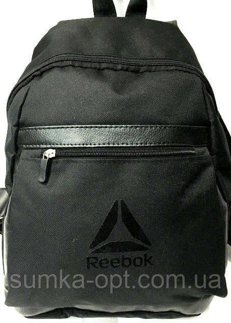 Рюкзаки спорт стиль Reabook (черный)26*35