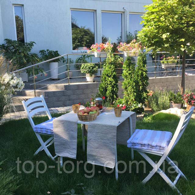 Раскладные стулья Silla для дома, дачи, складные плоские стуль