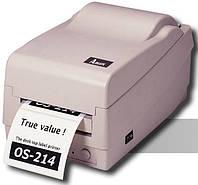 Термотрансферный принтер штрих кода Argox OS-214TT