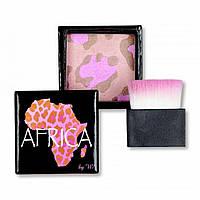 W7 Бронзирующая пудра для лица Africa Bronzing Powder