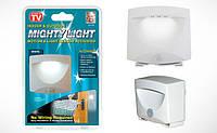 Универсальная подсветка Mighty Light - Night Lights, Светильник с датчиком движения, Мини светильник