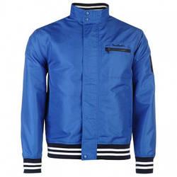Мужская куртка ветровка Pierre Cardin синяя оригинал J0040/40