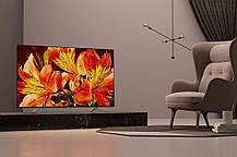 Телевизор Sony KD-65XF8596 (MXR 1000Гц,UltraHD 4K,Smart, 4K HDR ProcessorX1, TRILUMINOS, Dolby Digital 20Вт), фото 3