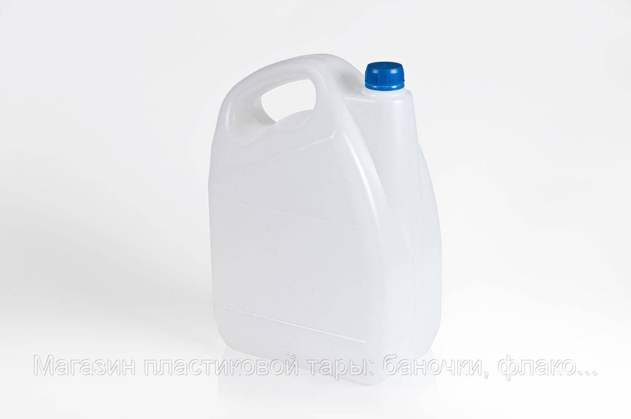Канистра пластиковая 9л, фото 1