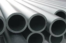 Труба нержавеющая 195 х 15 мм 12Х18Н10Т толстостенная жаропрочная сталь, аналог aisi 321H, фото 2