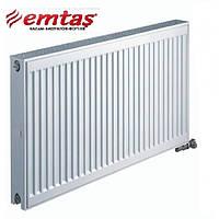 Радиатор стальной Emtas 500*500 Тип 22 (глубина 100 мм)