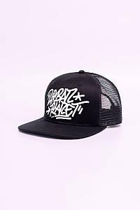 Снепбек кепка тракер бейсболка Trucker TRI BLK Urban Planet (кепки, шапка, снэпбек, головной убор, на голову)