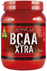 Аминокислота ActivLab BCAA XTRA+L-GLUTAMINE 500g