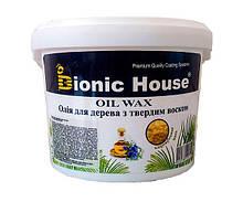 Карнаубський масло-віск 10л-Олія для деревини з натуральним воском