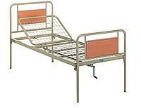 Кровать металлическая функциональная двухсекционная, OSD 93V