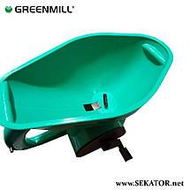 Ручна сівалка для насіння та добрив Greenmill GR0029 (Польща), фото 3