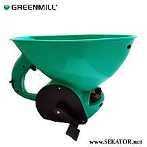 Ручна сівалка для насіння та добрив Greenmill GR0029 (Польща), фото 2