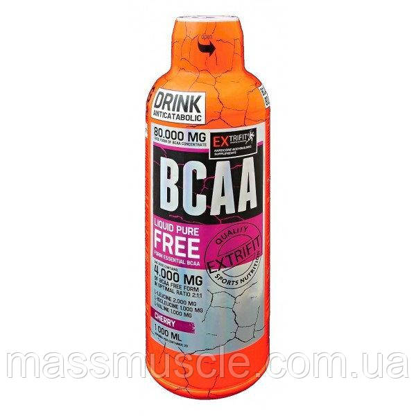 Аминокислоты Extrifit BCAA 80.000 Liquid 1000 ml