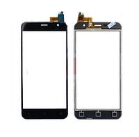 Тачскрин (сенсор) для Prestigio MultiPhone Muze B3 B3512 Duo, черный