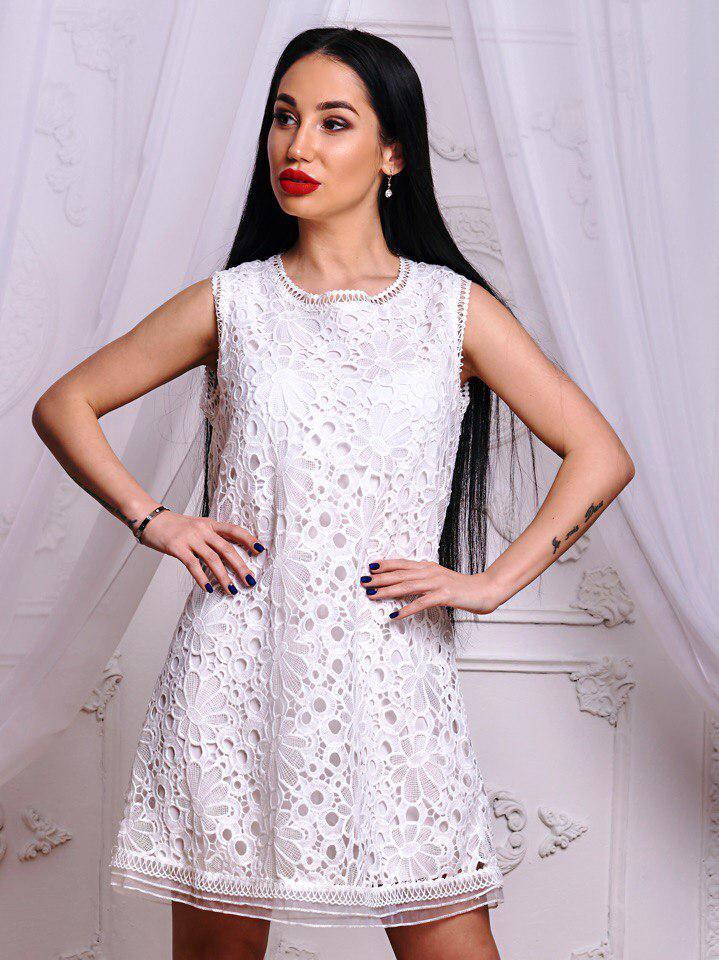 Элегантное платье. (644)