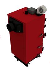 Котел твердотопливный Altep (Альтеп) DUO PLUS 38 кВт. Бесплатная доставка., фото 2