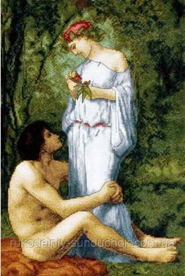 Набір для вишивання хрестом Panna VH-0600 Ідилія