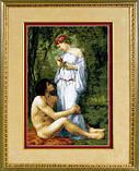 Набір для вишивання хрестом Panna VH-0600 Ідилія, фото 2