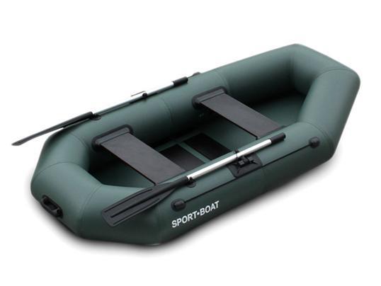 Надувная гребная лодка 2,30*1,20*0,33 Cayman C 230 LS