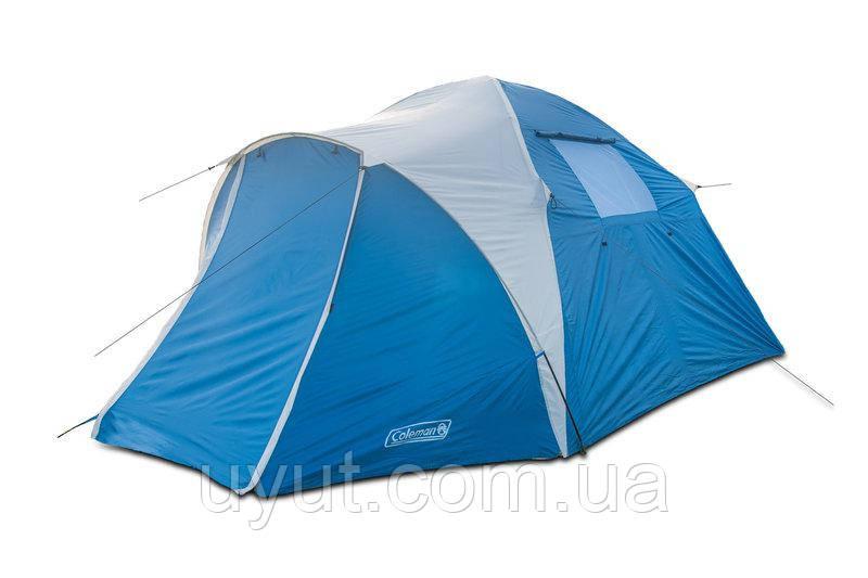 Туристическая палатка 4-х местная Coleman 1004