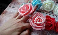 """Резинка для волос детская """"Роза"""", фото 1"""
