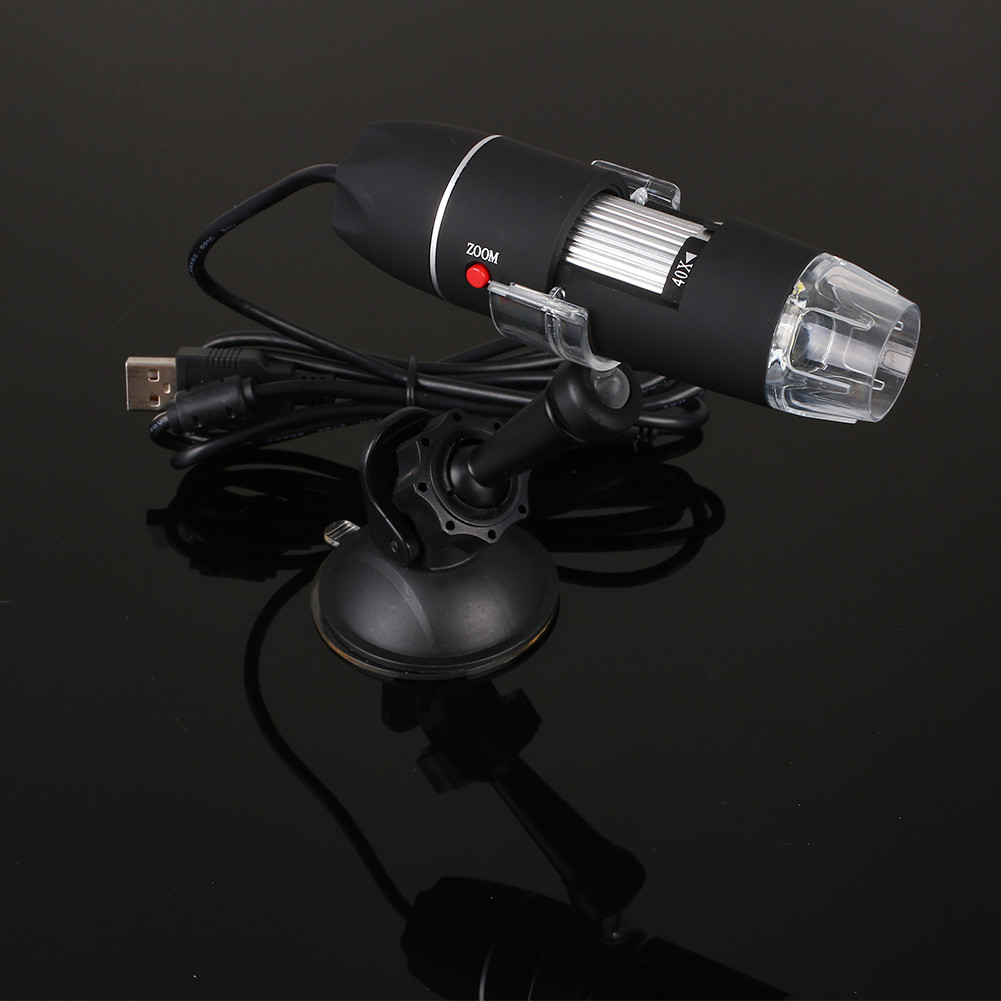 Микроскоп цифровой MicroView 50-500x 5mp на присоске