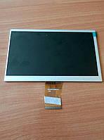 """Дисплей China Tablet 7"""" (50pin) LD070WS2(SL)(06)/HTT700B003A/SQ070FPCC250 (164*103) (1024*600)"""