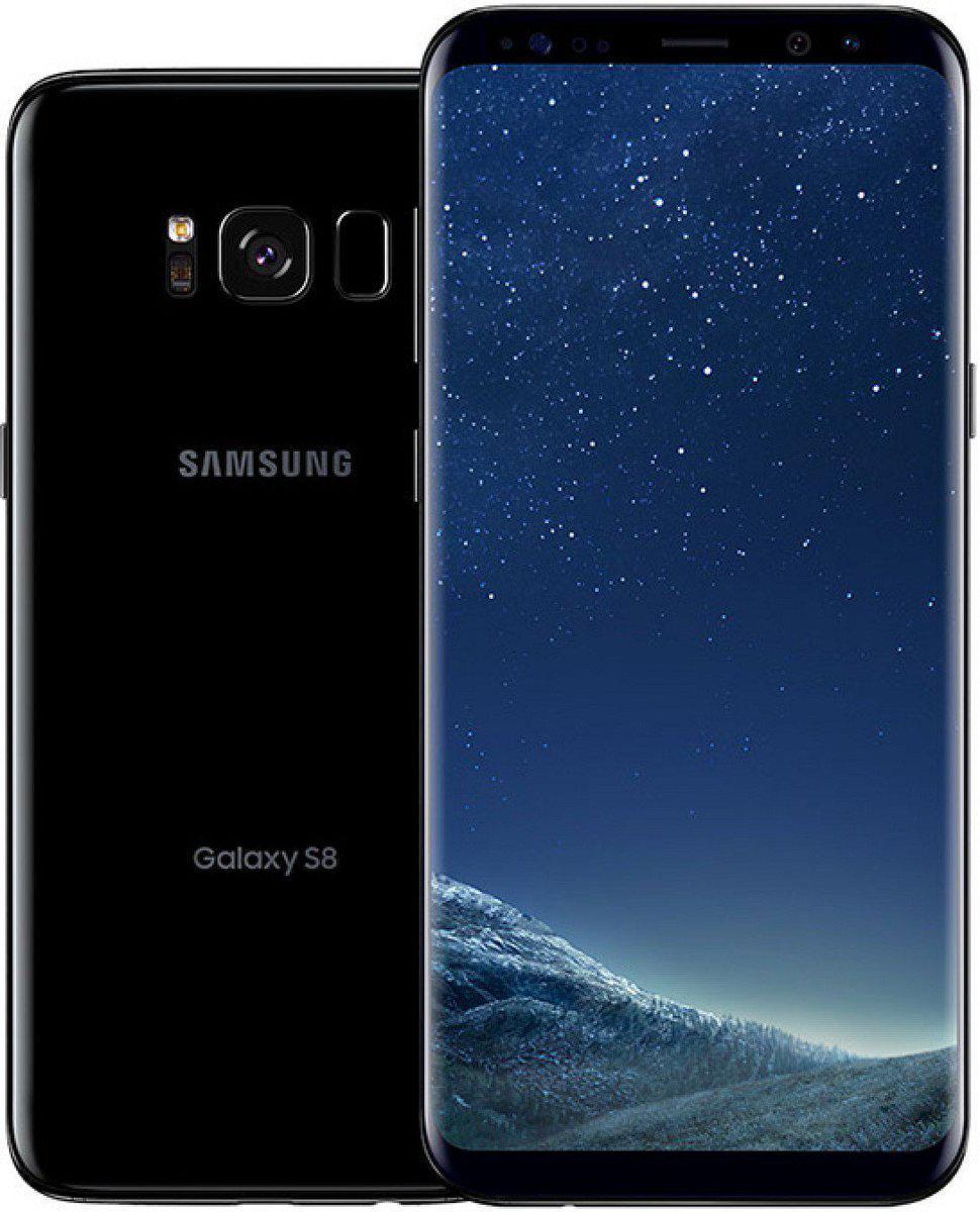 """🔥✅ Мобильный телефон Samsung Galaxy S8 5.8"""" 64GB Black, Gold Качественная копия"""