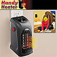 🔥✅ Термовентилятор Rovus Handy Heater 400W Черный, фото 2