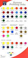 Краски на основе растворителей (сольвентные краски)