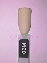 """Гель-лак """"Ваsic collection"""" 8 мл, KODI MILK 06M (молочно-бежевые и молочно-розовые оттенки)."""