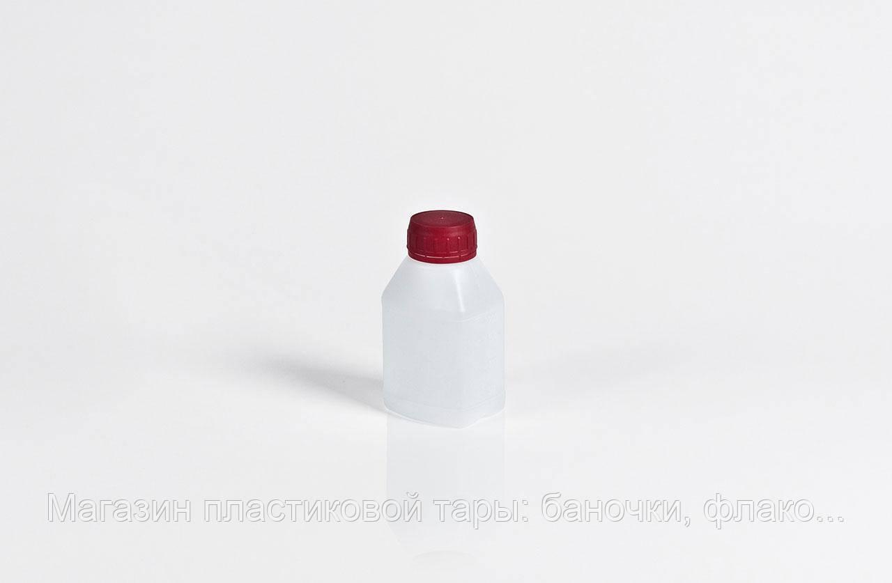 Канистра пластиковая 0,25л