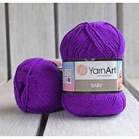 YarnArt Baby -  203 фиолетовый