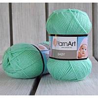 YarnArt Baby -  623 мятный