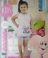 Пижама детская шорти+футболка  KIDS Miss Victoria