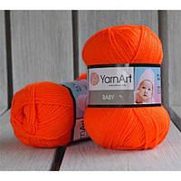 YarnArt Baby -  8279 оранж