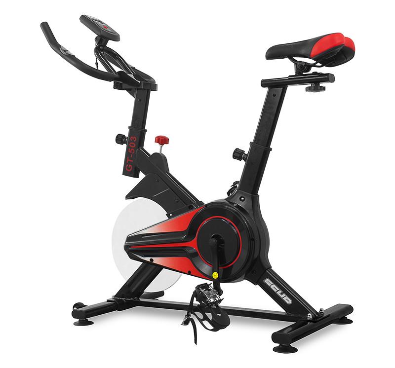 Велотренажер спінбайк SCUD 503 (до 150 кг)