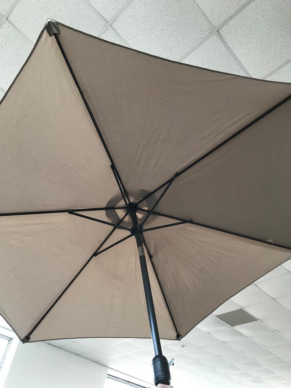Зонт садовый и пляжный
