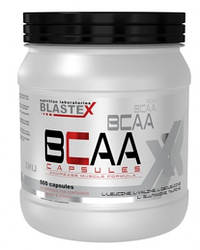 Аминокислота Blastex Xline BCAA 500 caps