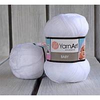 YarnArt Baby -  501 белый