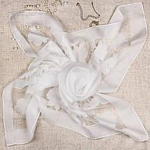 Ексклюзивный свадебный платок Валентайн, фото 3