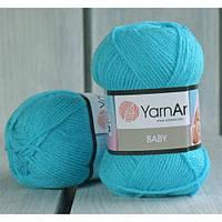 YarnArt Baby -  552 бирюза