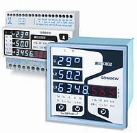 Анализатор электрической сети перем. тока / трехфазовый / для монтажа на панели / на DIN-рейке Q96B4W, Q15B4W - FRER-Q96B4W-Q15B4W
