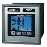Анализатор трехфазная сеть переменного тока / энергии / на DIN-рейке QUBO - FRER-QUBO