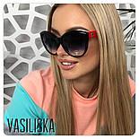 Жіночі сонцезахисні окуляри в стилі (5 кольорів), фото 2
