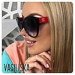 Жіночі сонцезахисні окуляри в стилі (5 кольорів), фото 3